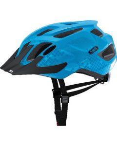 Abus Mountx cykelhjelm med lys - Carribean blue