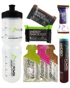 PurePower Energipakke - Lille sortiment af energiprodukter