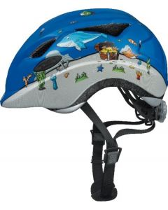 Abus Anuky cykelhjelm til børn med lys - Diver