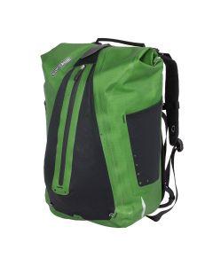 Ortlieb Vario cykeltaske rygsæk - Grøn