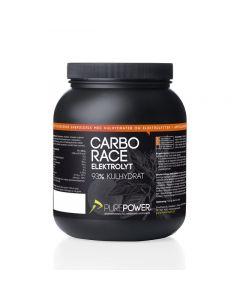 PurePower Carbo Race 1,5kg - Appelsin