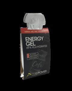 PurePower Energy Gel Hindbær m/ koffein 3 stk.