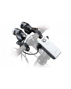 Topeak WhiteLite HP 2W Dual forlygtesæt