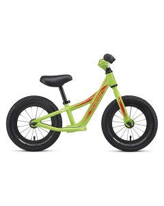Specialized Hotwalk løbecykel - Monster Green/Nordic Red