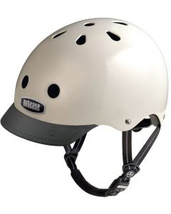 Nutcase Solid GEN3 cykelhjelm - Cream (Gloss)