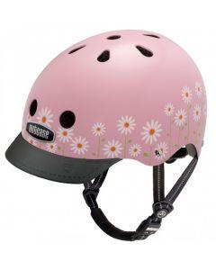 Nutcase GEN3 Street cykelhjelm - Daisy pink