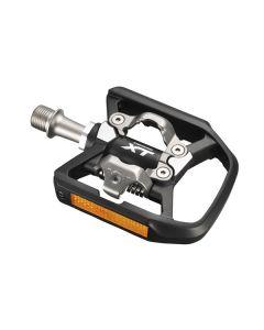 Shimano XT PD-T780 SPD pedal med refleks