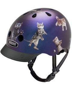 Nutcase GEN3 Street cykelhjelm - Space cats