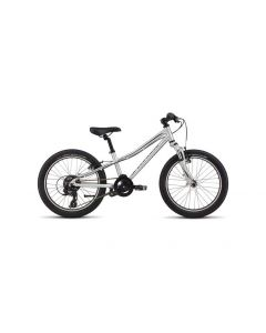 Specialized Hotrock 20 6-Speed Boys MTB - Satin Light Silver/Black