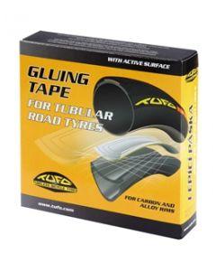 Tufo gluing tape for road tubular tyres fælgtape 19 mm.