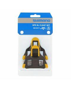 Shimano SM-SH11 klampe til cykelsko 6 Graders Bevægelighed