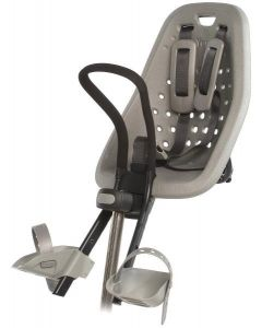 Yepp Mini barnestol op til 3 år - Sølv