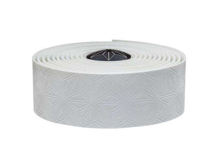 Supacaz Super sticky kush styrbånd - Hvid