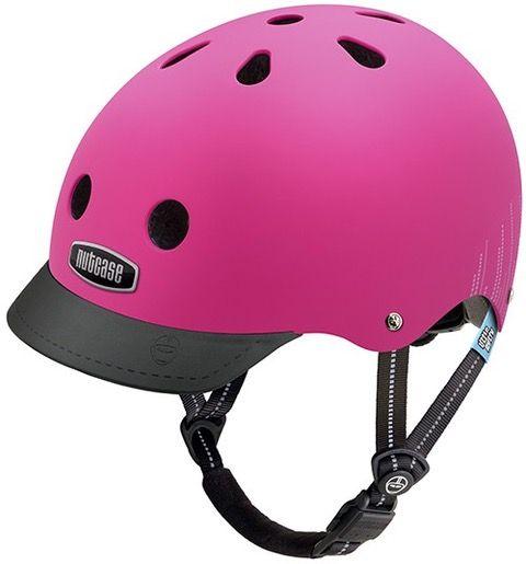 Nutcase Little Nutty GEN3 cykelhjelm til børn med MIPS - Pink Bubbles