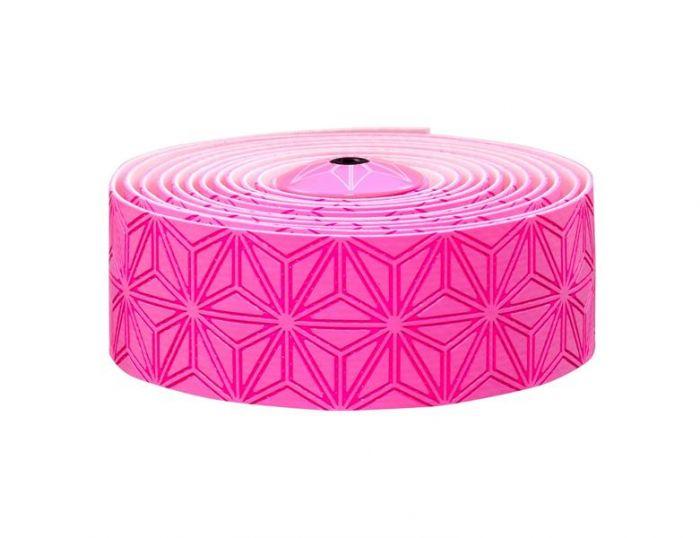 Supacaz Super sticky kush styrbånd - Neon pink