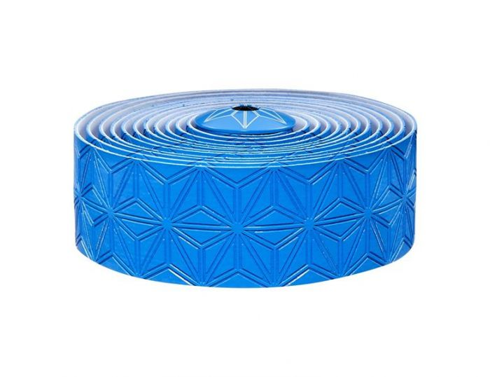 Supacaz Super sticky kush styrbånd - Neon blå