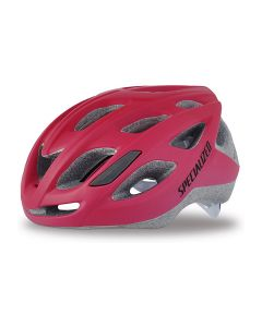 Specialized Duet cykelhjelm dame - High Visibility Pink