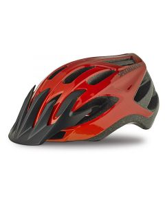 Specialized Align cykelhjelm - Red fade