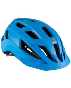 Bontrager Solstice MIPS Youth 48-55 cm. cykelhjelm til børn - Blue/orange