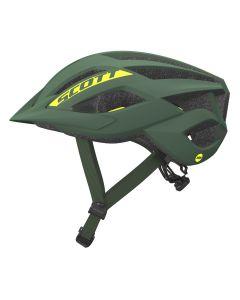 Scott ARX MTB Plus cykelhjelm med MIPS - Dark green