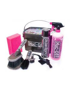 Muc-Off 8-1 bike cleaning kit