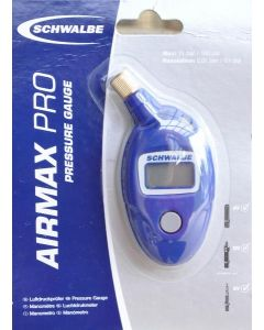 Schwalbe trykmåler AIRMAX PRO max 11bar
