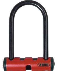 Abus bøjlelås 40 U-mini 14 mm bøjle cykellås - Rød