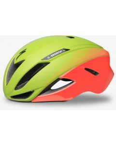 Specialized S-Works NEW Evade cykelhjelm - Hyper Green/Acid Lava LTD