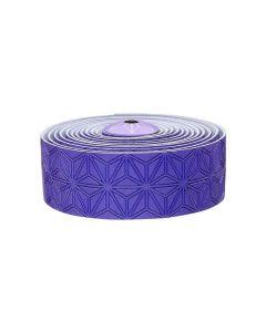 Supacaz Super sticky kush styrbånd - Neon Lilla