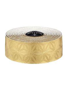 Supacaz Super sticky kush styrbånd - Bling Gel guld