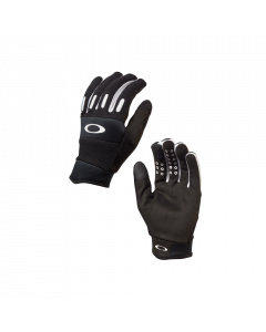 Oakley Factory Glove 2.0 cykelhandske lange fingre - Sort