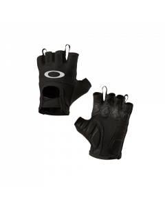 Oakley Factory Road Gloves 2.0 cykelhandske kort fingre - Sort