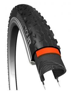"""BikePartner NoPssss Tour 24""""x1.75 dæk til børnecykel"""