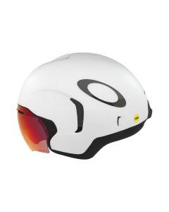 Oakley ARO7 cykelhjelm tri/enkeltstart - Hvid
