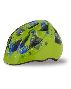 Specialized Mio toodler cykelhjelm til børn - Green/blue dino