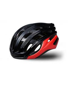 Specialized Propero III med ANGi og MIPS - Black/Rocket Red