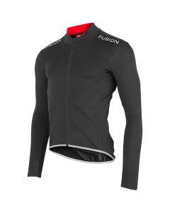 Fusion Sli Cycling jacket cykeljakke - Sort