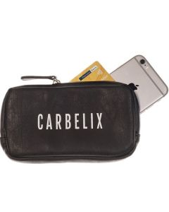 Carbelix Cycling Wallet mobilholder - Sort