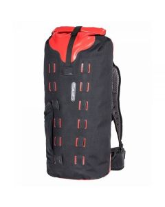 Ortlieb Gear-Pack vandtæt rygsæk - Sort/rød