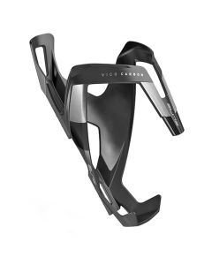 Elite Flaskeholder Vico Carbon - Mat Sort Graphic