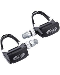 BBB RoadDynamic BPD-05 LOOK klickpedal - Sort