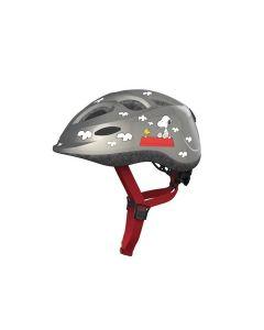 Abus Smiley cykelhjelm til børn - Radiserne flying grey