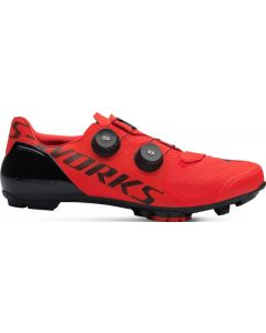 Specialized S-Works Recon Shoes MTB cykelsko - Rød