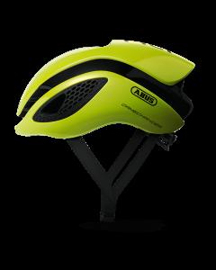 Abus GameChanger cykelhjelm - Neon yellow
