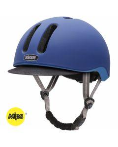 Nutcase METRORIDE MIPS cykelhjelm - Sapphire matte