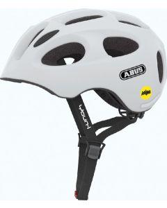 Abus Youn-I MIPS cykelhjelm til børn - Polar matt