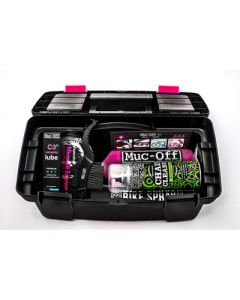 Muc-off Home Workshop Kit - Rens og smør din cykel