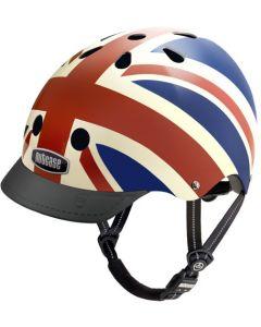 Nutcase GEN3 Street cykelhjelm - Union Jack