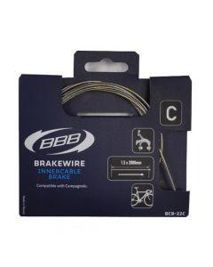 BBB BrakeWire 1,5x2000mm Campagnolo BCB-22C bremsewire