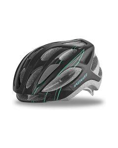 Specialized Sierra cykelhjelm til damer - Black/Emerald Arc